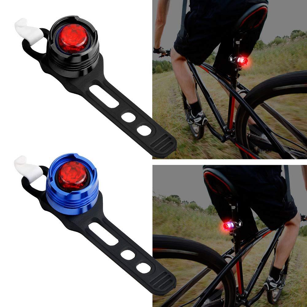 Kit de Luces para Bicicleta - IP64 1100 Lumen LED de Bicicleta ...