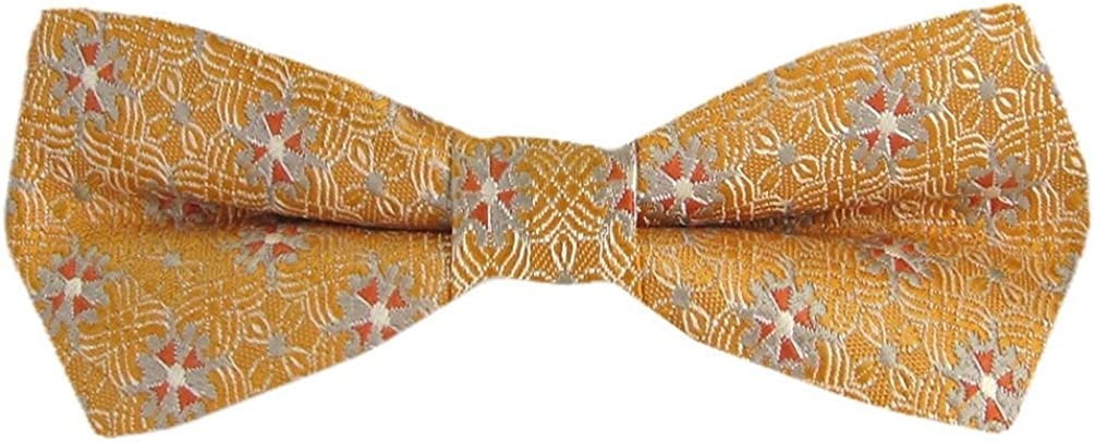Mens Slim Self Tie Bow Tie for Tuxedo and Formal Wear