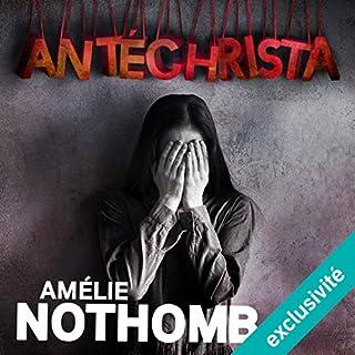Antéchrista cover art