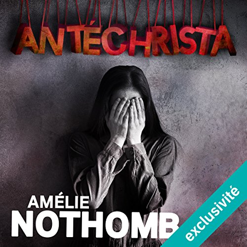 Antéchrista audiobook cover art