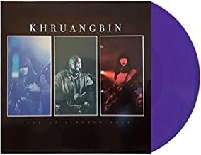 Live At Lincoln Hall (Limited Edition Purple Vinyl) [Condition-VG+NM]