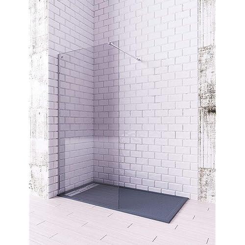 Mamparas de ducha Frontales: Amazon.es