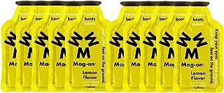 Mag-on マグオン エナジージェル 新味レモン10個セット