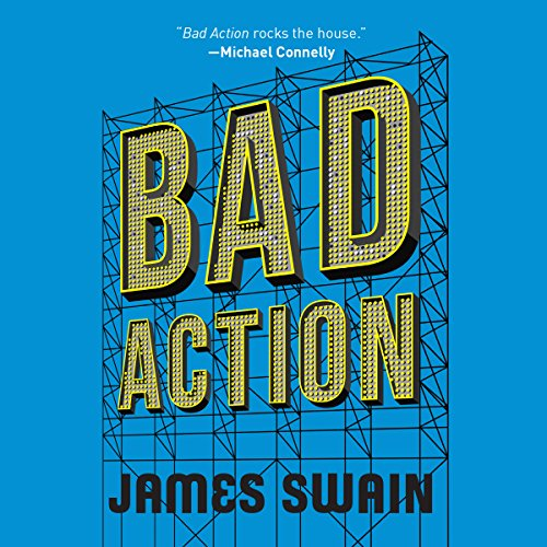 Bad Action audiobook cover art