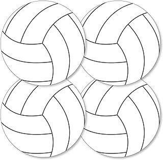 volleyball locker magnets