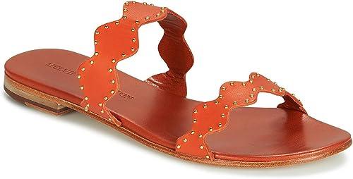 Melvin & Hamilton Hanna 46 Sandalen Sandaletten Damen Damen Damen Orange - 37 - Sandalen Sandaletten  Auswahl mit niedrigem Preis