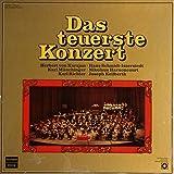 Das teuerste Konzert. Karajan. Karl Richter. Telefunken. Brandenburgisches Konzert...