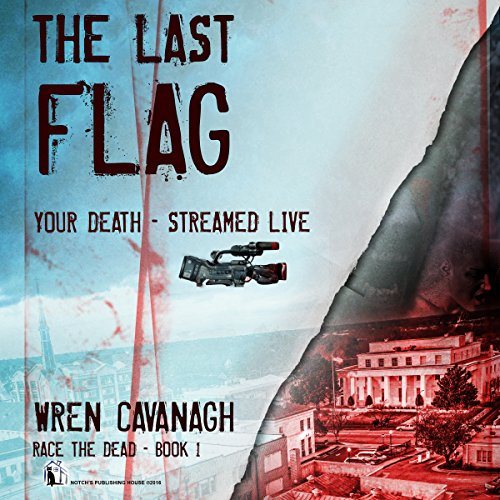 The Last Flag audiobook cover art