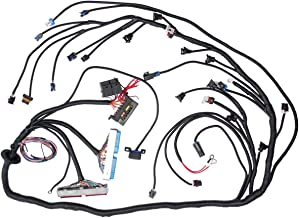 TIKSCIENCE Standalone Wiring Harness, Fit for 1997-2006 DBC LS1 Engine with Mechanical Throttle Body T56 TH400 TH350 700R4 200-4R Manual Transmission Or Non-Electric