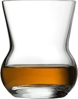 "Ginsanity 2 x ""Thistle"" Whisky Dram Whisky Glas, Snifter, Whiskybecher 120ml / 4oz"