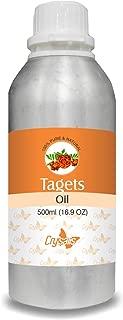 Crysalis Tagetes Oil (Tagetes Minuta) 100% Natural Pure Essential Oil 500ml