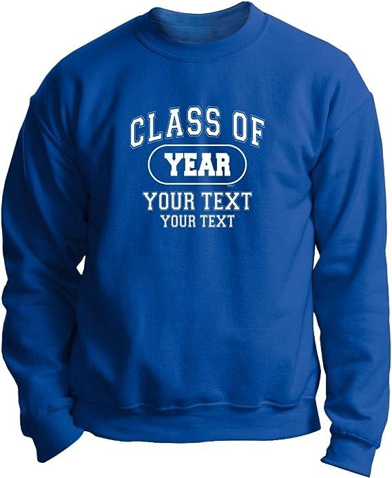 Collegiate Sweatshirt Cropped  Personalized Senior Gift  College student Hoodie  Graduation Gift  School Swag  Team Apparel  Fleece
