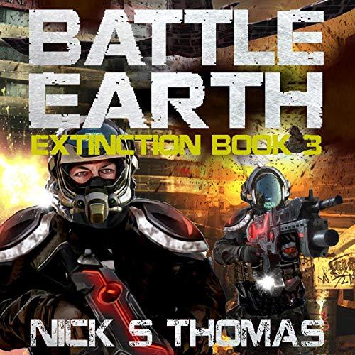 Battle Earth Titelbild