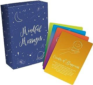Mindful Messages Positive Affirmations Cards Deck Meditation Card Deck