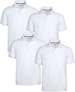 black school uniform shirts