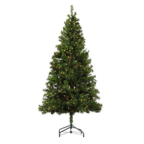 Pre Lit Xmas Tree Amazon Co Uk