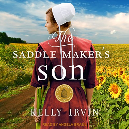 The Saddle Maker's Son audiobook cover art