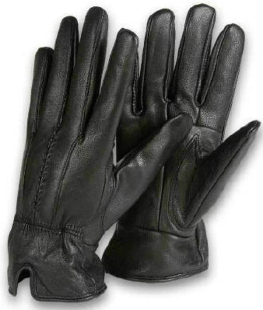 Women's Leather Gloves - Women's Insulated Winter Leather Gloves