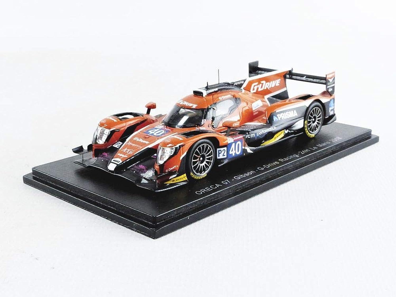 distribución global SPARK S7025 - Coche en Miniatura de colección, Color Naranja Naranja Naranja y Negro  autentico en linea