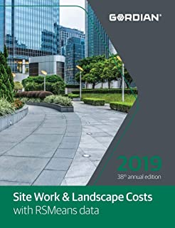 Site Work & Landscape Costs With RSMeans Data 2019