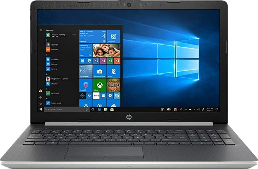 HP Laptop Computer: 15.6