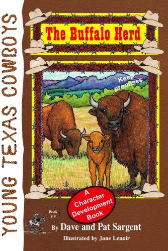 The Buffalo Herd (Young Texas Cowboys Book 9) (English Edition)
