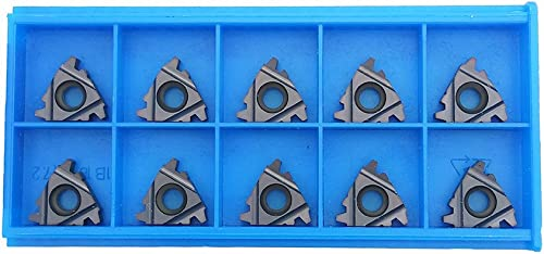 new arrival 16ER 8ACME SMX35 Indexable Carbide Inserts Blade online For Machining Stainless Steel And Cast Iron, High Strength, High discount Toughness online