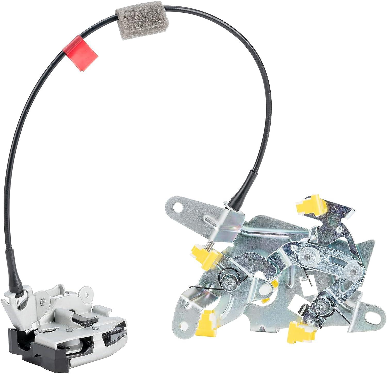 Rear Passenger Side Door Lower RH Latch Com 100% quality warranty! Lock 6L3Z-18264A00-C Max 49% OFF