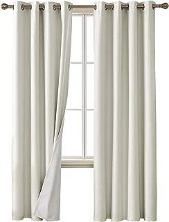 Best velvet thermal curtains Reviews