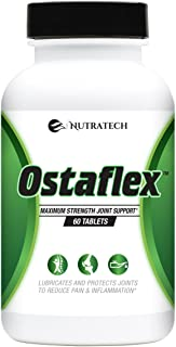 Sponsored Ad - Ostaflex – Get Relief from Joint Aches and Pains with Glucosamine, MSM, Chondroitin, Best Support for Muscl...