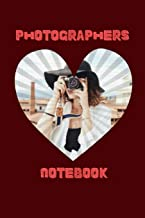 Photographers Notebook: Funky Professional  Photographers Notebook For The Sassy Sophisticated Snapper