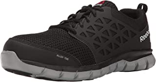 Reebok Work Men's Athletic Oxford Industrial & Construction Shoe