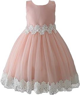 Forpend TS06 子供ドレス フラワー ガールズ ピアノやバイオリンの発表会 結婚式に 花柄 プリンセスドレス