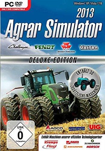 Agrar Simulator 2013 - Deluxe Edition