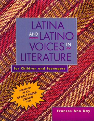 Download Latina and Latino Voices in Literature for Children and Teenagers 0435072021