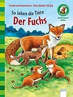 So leben die Tiere. Der Fuchs: Der Buecherbaer. Sachwissen Natur. 1. Klasse
