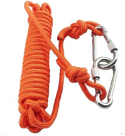 Cuerda de escalada al aire libre al aire libre de 6 mm ...