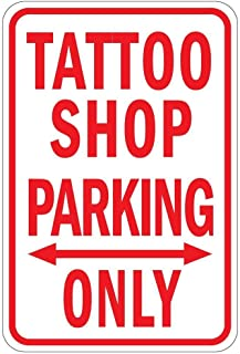 Best tattoo shop rules signs Reviews
