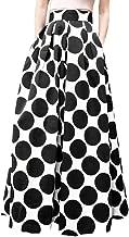 long flared skirt online