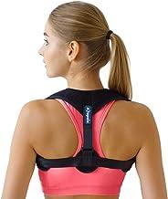 Posture Corrector for Men & Women - Adjustable Shoulder Posture Brace - Figure 8 Clavicle Brace for Posture Correction and...