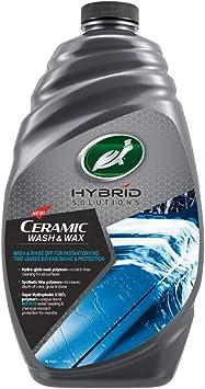 Turtle Wax 53340 Hybrid Solutions Ceramic Wash & Wax Car Shampoo 1. 42 Litre: image
