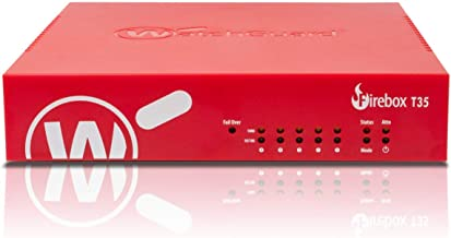 WatchGuard | WGT35083-US | Competitive Trade in to WatchGuard Firebox T35 with 3-yr Basic Security Suite (US)