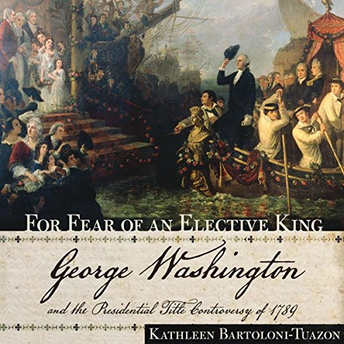 For Fear of an Elective King audiobook cover art