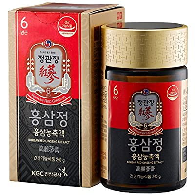 Cheong Kwan Jang Korea Ginseng Corporation Red Ginseng Extract 240g PLUS from Cheong Kwanjang By Korea Ginseng Corporation