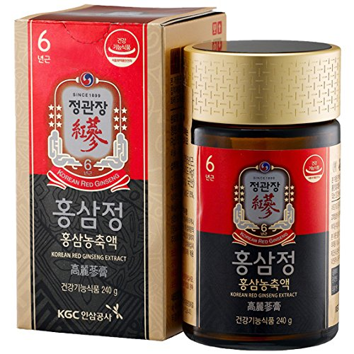 Cheong Kwan Jang_korean 6 Years Red Ginseng Pure Extract 100% 240g(8.5oz) Plus