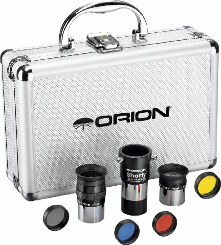 Orion 08889 3,2 cm telescopio kit di accessori (argento)