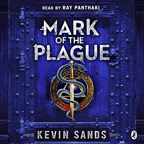 Mark of the Plague audiobook cover art