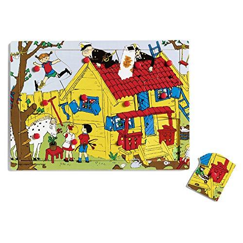 Pippi 44–3791–00Peg Puzzle