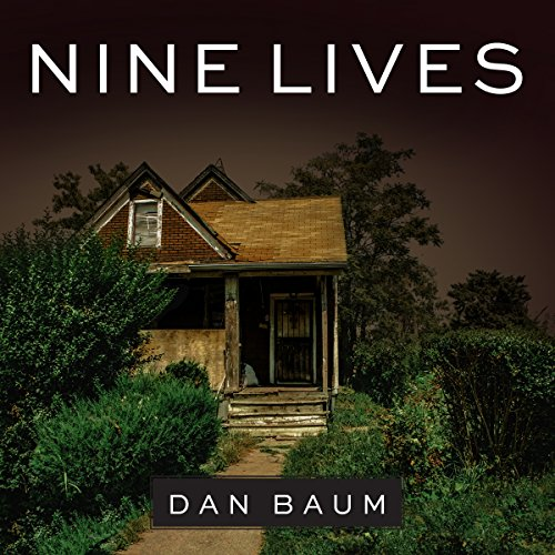 Nine Lives audiobook cover art