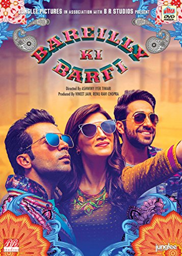 Bareilly Ki Barfi (Brand New Single Disc DVD, Hindi Language, With English Subtitles, Released by Ultra dvd)